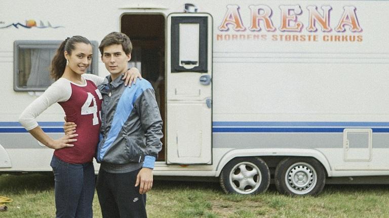 Merrylu Casselly und Patrick Berdino
