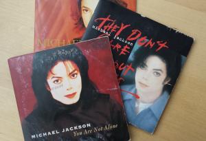 drei französische Singles