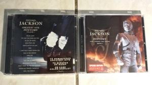 die beiden Discs des