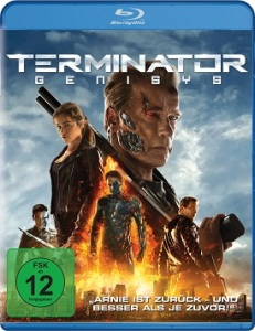 Terminator Genisys - Bluray