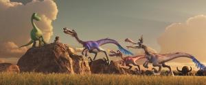 Die Velociraptoren
