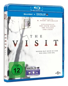 The Visit - Blu-ray