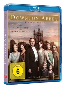 """Downton Abbey"" - Die 6. Staffel auf Bluray"