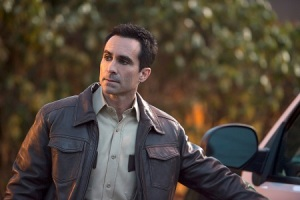 Sheriff Alex Romero (Nestor Carbonell)