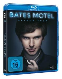 Bates Motel - Die komplette vierte Staffel auf Blu-ray